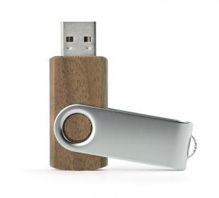 Pamięć USB TWISTER WALNUT 8 GB